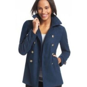 CAbi Wool Prep School Military Jacket Style 525 LG